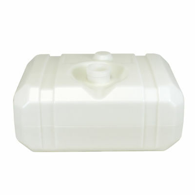 """12 Gallon CARB/EPA Natural Tank with 3.5"""" Neck - 22.72"""" L x 17"""" W x 10"""" Hgt."""