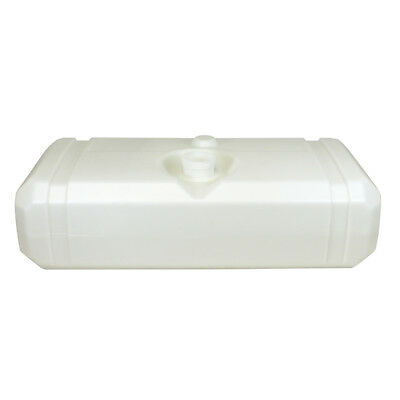 """20 Gallon CARB/EPA Natural Tank with 3.5"""" Neck - 36.32"""" L x 17"""" W x 10"""" Hgt."""