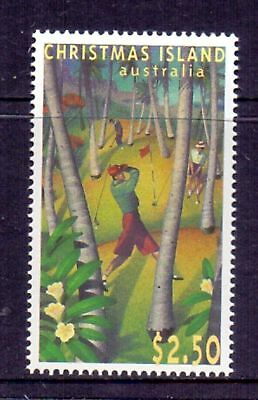 Christmas Island 1995 Golf MNH