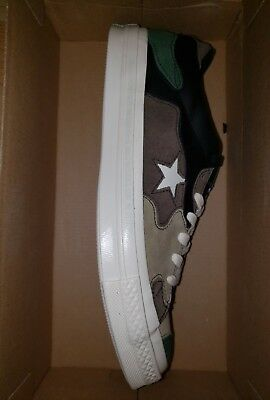 ec05cd77a8a80 Sneakersnstuff x Converse One Star SNS Brown Camo Size 8.5 brand new in box