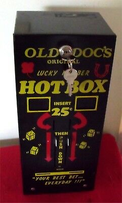 Old Doc's Original Lucky Number Hot Box Machine
