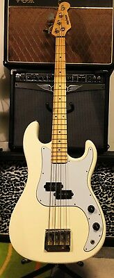 Vintage Korea Ovation Applause Precision Bass