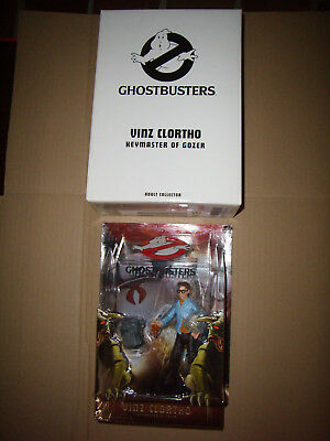 Ghostbusters I VINCE CLORTHO Keymaster of Gozer matty collector