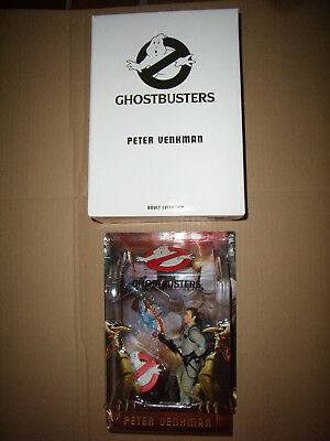 Ghostbusters I PETER VENKMAN Uniform matty collector