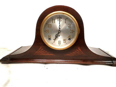 1930's Plymouth Mechanical Wind Mantle Clock-Seth Thomas Division
