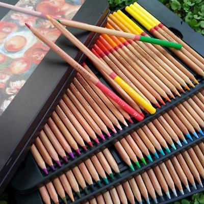 Color Pencils Set Crayon Coloring Drawing Painting Art Supply For School Student