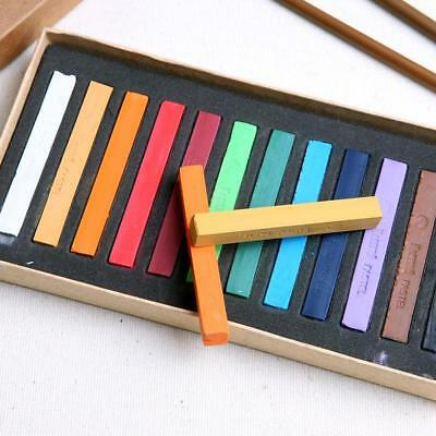 Painting Crayons Soft Pastel Drawing For Student Chalk Color Crayon Art Supplies