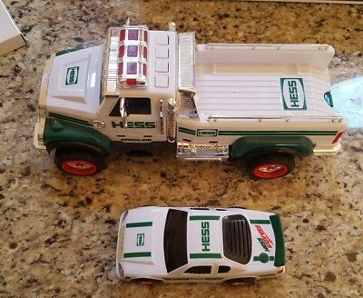 Hess Toy Truck And Race Car 2011