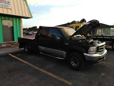2002 Ford F-350  2002 Ford F-350  6-Speed Manual 7.3 Liter Diesel, Bradford Flatbed 354,000 Miles