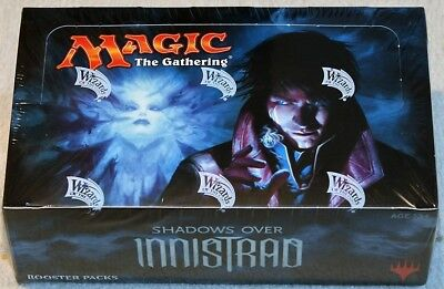 MTG  SHADOWS OVER INNISTRAD Booster Display -ENGLISCH- NEU/OVP
