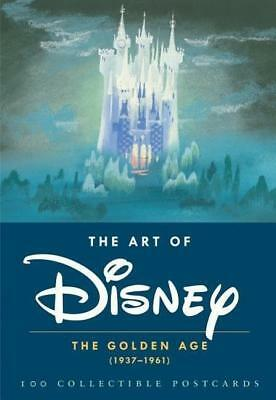 Disney: The Art of Disney - The Golden Age (1928-1961) Postcards, Box