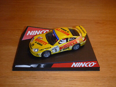 Ninco 50256 Porsche 911 German Rally Pirelli Zero