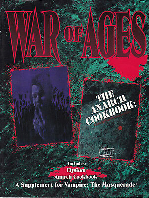 Vampire: The Masquerade. War of Ages