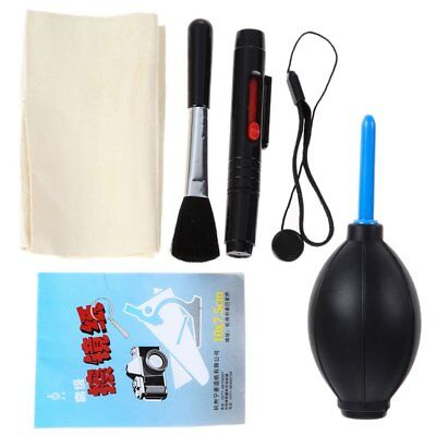 7 in 1 Camera Lens Cleaning Kit Dust Pen Brush Cloth Cleaner Set for Canon Nikon