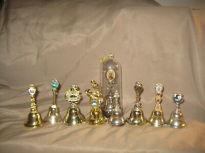 Lot Of 9 States Bells