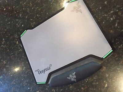 Razer Vespula Dual-Sided Gaming Mouse Mat Allowing Choice Between Speed and Con