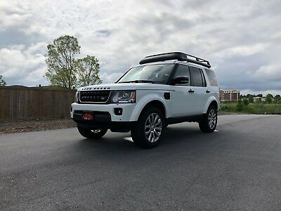 2014 Land Rover LR4 HSE 2014 Land Rover LR4 HSE - Upgrades - Excellent Condition - Motivated Seller!!!