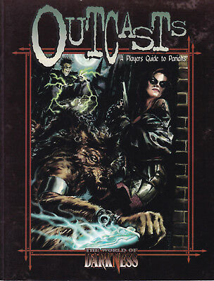World of Darkness: Outcasts: A Players Guide to Pariahs
