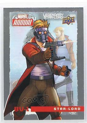 2016 Upper Deck Marvel Annual Base Variants #BV-1 Star-Lord Non-Sports Card 5x5