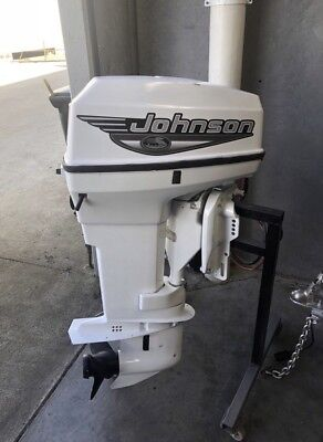 Johnson 50hp Outboard Motor