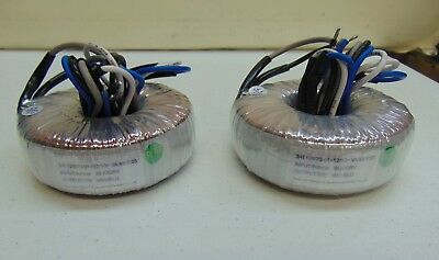 Pair Eaglerise 3AT128/70-01 Audio Toroid Transformer 8 ohm to 70 volt