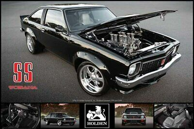 Holden - 1976 LX Torana SS-Poster-Laminated available-91cm x 61cm-Brand New-4362