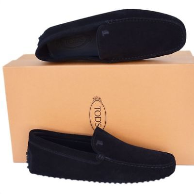 47349675a01 TOD S New sz UK 6 - US 7 Designer Mens Gommino Drivers Loafers Shoes black