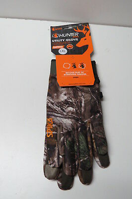 Hunter SPIKA Utility Gloves H-401 Size LXL