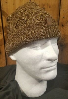 93bfb304 Timberland Knit Winter Hat Brown, Comfy & Warm! TH340077 FREE SHIPPING!