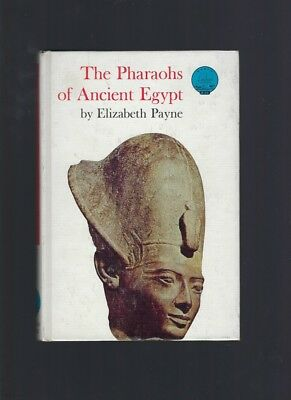 The Pharaohs of Ancient Egypt Landmark #W-59 HB SCARCE Nice!