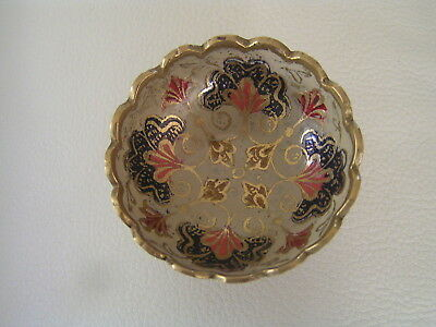 Small Cloisonne Pin Dish   Excellent  Piece
