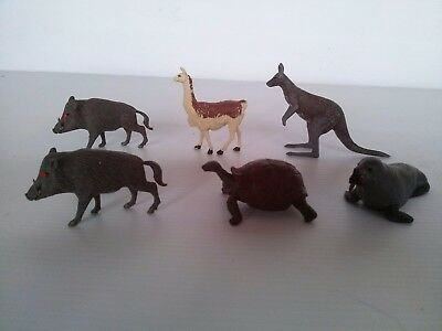 Vintage Britains Zoo Animals