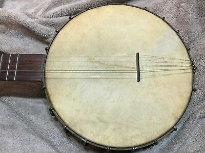 Lyon & Healy Banjo from early 1900s  Open-back clawhammer banjo