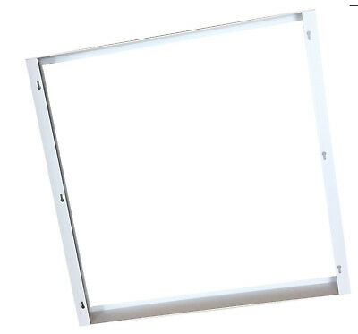 Commercial Surface Mount Kit for 2x2' or 2x4' LED Flat Panels for Drop Ceiling