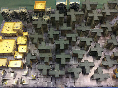 Warhammer Epic 40K Buildings from Space Marine and Adeptus Titanicus