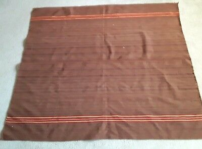 vintage/antique 19th cent Aymara Indian hand loomed  poncho Antique Roadshow