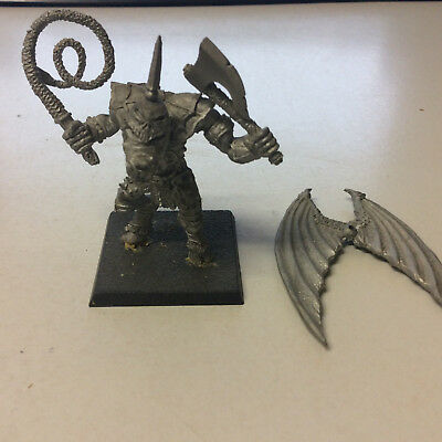 Warhammer Blood Thirster Greater Daemon of Khorne OOP Realm of Chaos