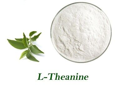 L-Theanine 100g Pure Powder relaxation recovery pre workout