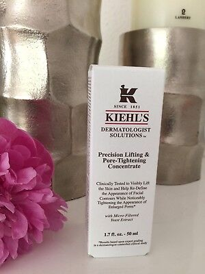 Kiehls Precision Lifting & Pore-Tightening Concentrate, 50ml OVP Neu
