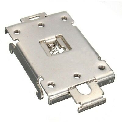 DIN Rail Mount Bracket Equipment Rack G3NE G3NA Electrical for SSR R99-12 F T2N0