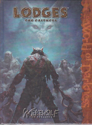Werewolf The Forsaken: Lodges: The Faithful