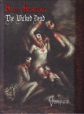 Vampire The Requiem: Night Horrors. The Wicked Dead