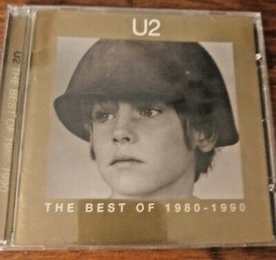 U2 Best of U2 1980 - 1990 CD (1998)