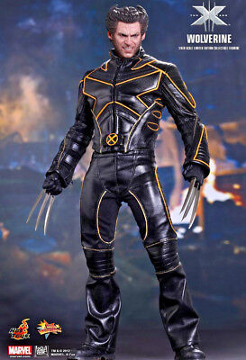 X-Men 3 - WOLVERINE 1:6 Scale Figure MMS187 Hot Toys Marvel - NEW