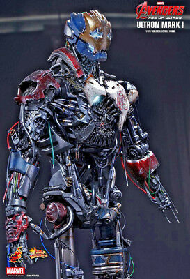 Avengers 2 - ULTRON 1:6 scale figure Hot Toys MMS292  Marvel - NEW