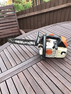 Stihl chainsaw Spares or repairs