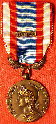 France, MEDAL COMMEMORATIVE OF OPERATIONS SECURITY AND MAINTENANCE OF THE ORDER