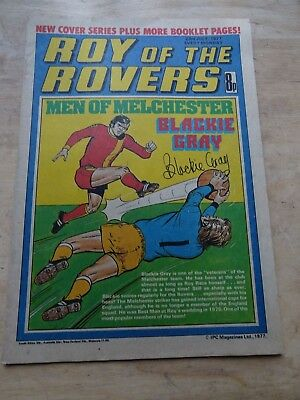 Roy of The Rovers July 23rd 1977 Paul Mariner Ipswich