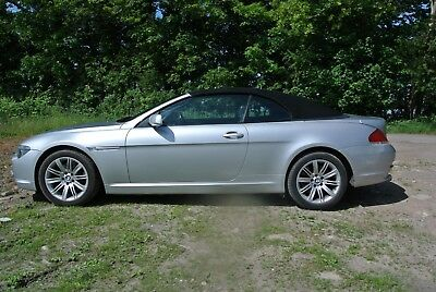 Bmw 6 Series Convertible, Bmw 645Ci 4.4 V8 2004, Fully Loaded