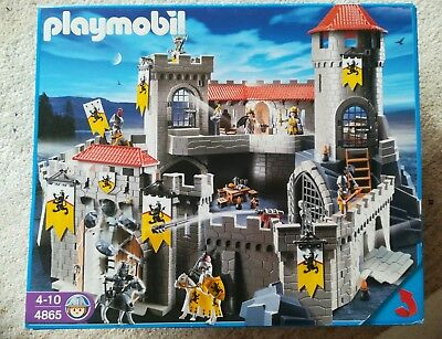 Playmobil Ritterburg 4865